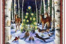Christmas Home Decor | Christmas Time Treasures / Christmas Home decor throughout the house