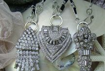 Rawhide jewellery
