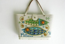 Enid Collins Bags / Vintage collection of sparkly embellished bags. Created in the 60's & early 70's by Enid Collins of Texas. Beautiful, functional collectibles! / by Gwyneth Bias