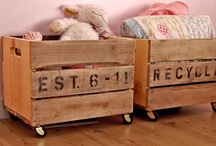 I Heart....Recycled Pallets