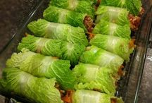 "Recipe Ideas: Napa cabbage / Each week I play ""What's this Wednesday"" with my community.  We share our favourite ways to eat a healthy food - because we all could use some kitchen inspiration! #recipes for #napacabbage  Join us: http://KristenYarker.com"