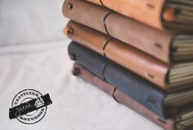 yaana leather notebooks / For Sale - Leather traveler's notebook from yaana.