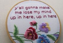 I Want To Learn To Embroider / by Pam Jordan