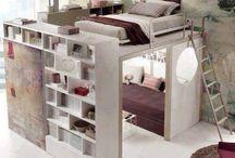 Loft, Wall & Hangin' Beds