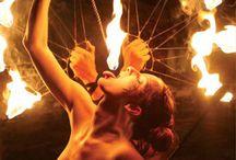 Пламя...Огонь..Танец