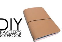 Traveller's Notebook DIY
