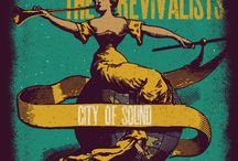 The Revivalists / by Wind-up Records
