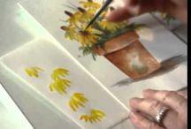 Painting videos