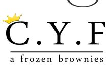 CYF Frozen Brownies