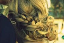 Hairstyle feestelijk