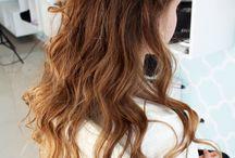 Upięcia włosów / Stylizacje włosów, fryzury