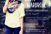 My Francesca's Dream Fall Wardrobe / My francesca's Dream Fall Wardrobe / by Eve Rothacker