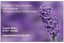 Angela's Tidy Gardens