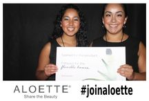 #joinaloette / You joined for the product. What will be your story as an Aloette Beauty Consultant?  / by Aloette Cosmetics