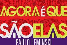 Books / Uma das poucas obras de prosa do poeta curitibano. E ele mostra que é tão bom quanto na poesia.