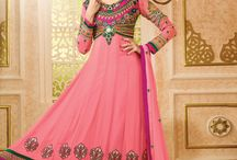 Designer Dresses, Salwar Suits, Kurtis @ Discounted Price / Be Stylish, Graceful & beautiful with our attractive featured traditional and contemporary collection of Sarees, Salwar Suits, Kurtis & Patiala Offered at Flat Discounts from 35% - 70%