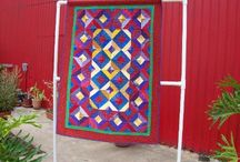 LongArm Quilting Lights and STANDS / Quilting display stands and Long arm quilting display lighting