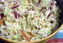 Amerikai kaposza salata