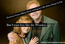 My Obsession for Harry Potter