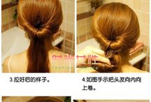 Hair do's to try
