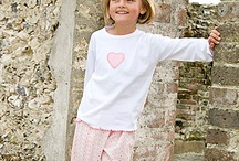 SALE - girls winter pyjamas / All these beautiful warm and cosy winter pyjamas for girls are now at or below cost price - grab your little lady a bargain - you will love the quality of our Turquaz pjs. Embroidered hearts and appliqués - we love this quality range!