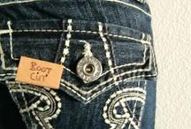 Big star jeans / by Kathleen Stephens-Rubio