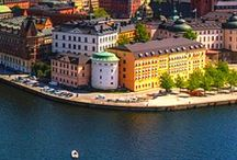 Europe // Sweden / Travel to Sweden to see all the country has to offer!