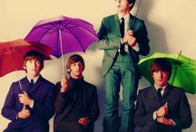 The Beatles & Paul McCartney / The Beatles - The Greatest Band Ever! / by Sherry Ochoa-Rounkles