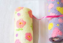 roll cakes