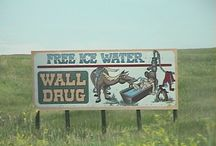 Wall, SD - Events & Entertainment / Most famous for the Wall Drug Store, which opened in 1931 as a small pharmacy, now one of the most popular roadside tourist attractions at the foot of the Black Hills of South Dakota.