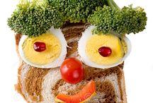 smiling food / food