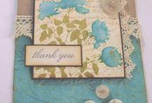 Crafts-cards / by Laurel Singer