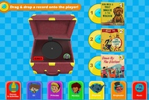 Preschool Playground / Join DJ & his gang throughout all of their adventures on the Golden Records Playground!  / by Golden Records
