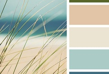 Дом: цвета / Спокойные палитры без насыщенных оттенков. Ощущение тепла, света, уюта.