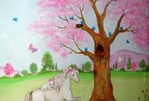 παιδικές τοιχογραφιες
