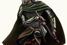 Men - Hobbits / Tolkien / Race of Men, including Hobbits, in J.r.r Tolkien's Arda.