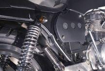Honda CB 400 N Hawk / by ray raimas