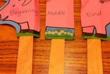 Reading- Story Elements (Plot, Character, Setting)