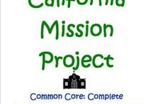 California missions / by Micki Gates