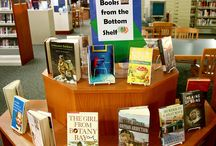 Display ideas / by DearbornPL Youth