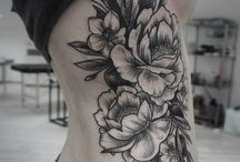 Flower tattoos / Flowery tattoo designs