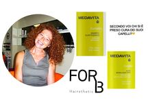 Hair Salons with Medavita Proucts / http://www.coiffureconcept.gr/
