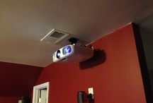 Home Theater Projector and Movie Screen Installation Service https://www.tvmountcharlotte.com/ / http://tvmountcharlotte.com