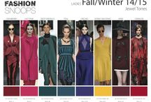 Inspiration: Patterns & Textures in Fashion / Interesting patterns, shapes, textures, and styles in the fashion world.