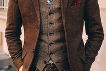 fashion for still young man / Mens style