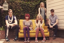 | eisley | / I fell in love with their sweet melodies when I was just 13. What a marvelous thing.