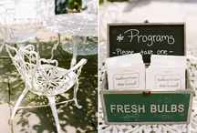 sarah's wedding ideas / by Amanda Blum