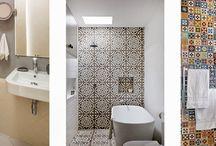 Decoración Mosaico / El mosaico es un arte que viene desde siglos atrás pero que en la actualidad es utilizado en la decoración de los hogares. Por lo general es aplicado en murallas de baños y cocinas, sin embargo queda igual de bien en otros lugares comunes como living o comedor. Aquí te dejamos algunas ideas para inspirarte y puedas animarte a usar el mosaico en tu casa.