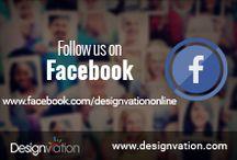 Start following us! / Social Media channels.