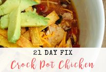 21 day fix crock pot soups